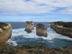 ขับรถเที่ยว Great Ocean Road - The Loch Ard Gorge