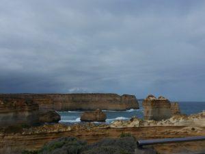 ขับรถเที่ยว Great Ocean Road - The Razorback