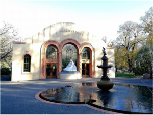 fitzroy gardens DekAus Melbourne เด็กออส เมลเบิร์น