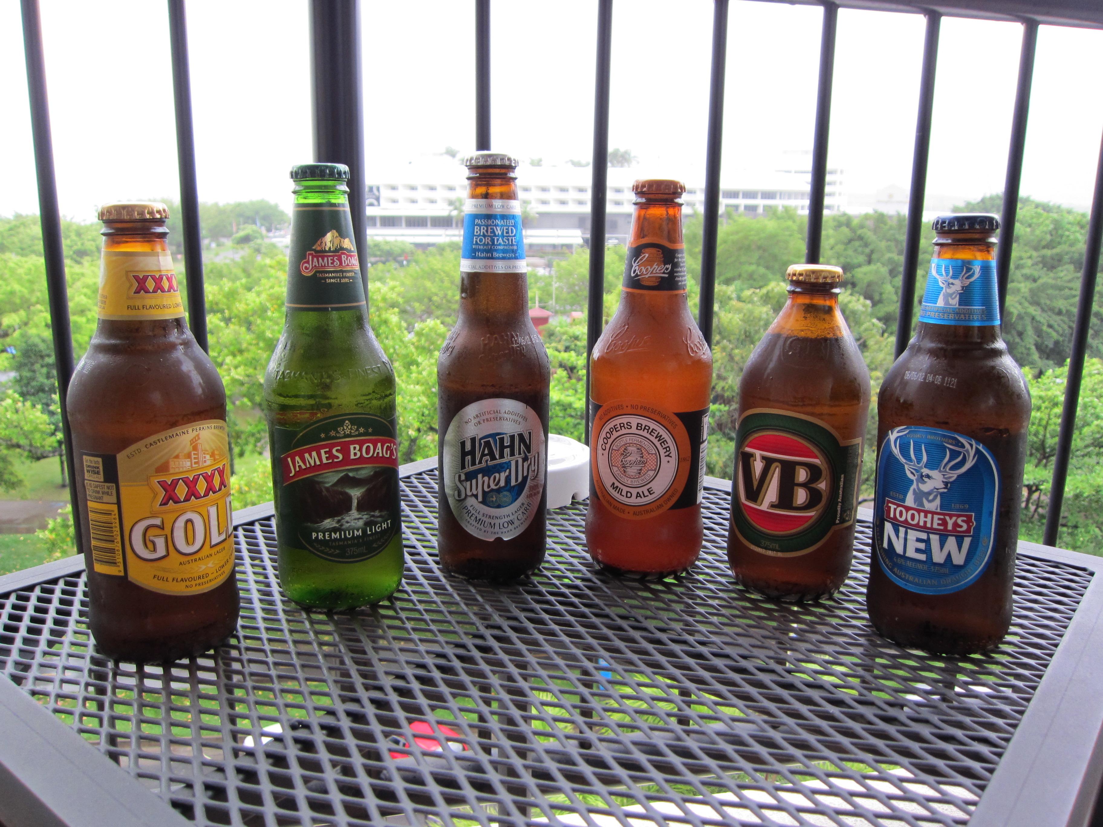 ดื่มเบียร์ในเมลเบิร์น