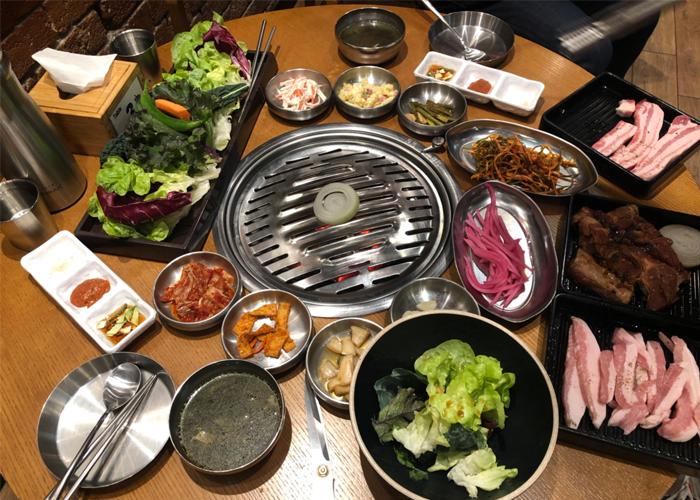 ร้านอาหารเกาหลีในเมลเบิร์น