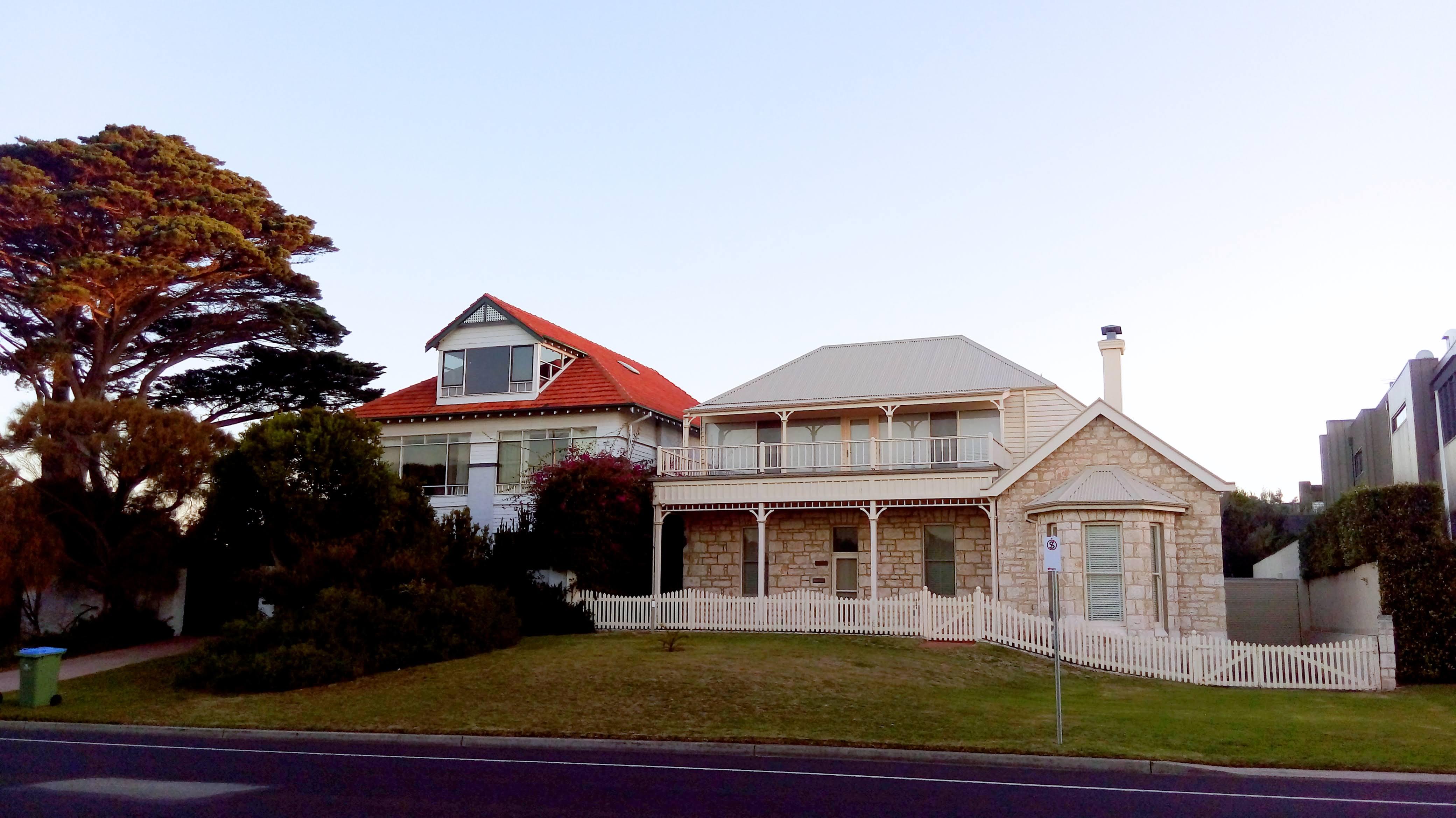 บ้านพักPortsea
