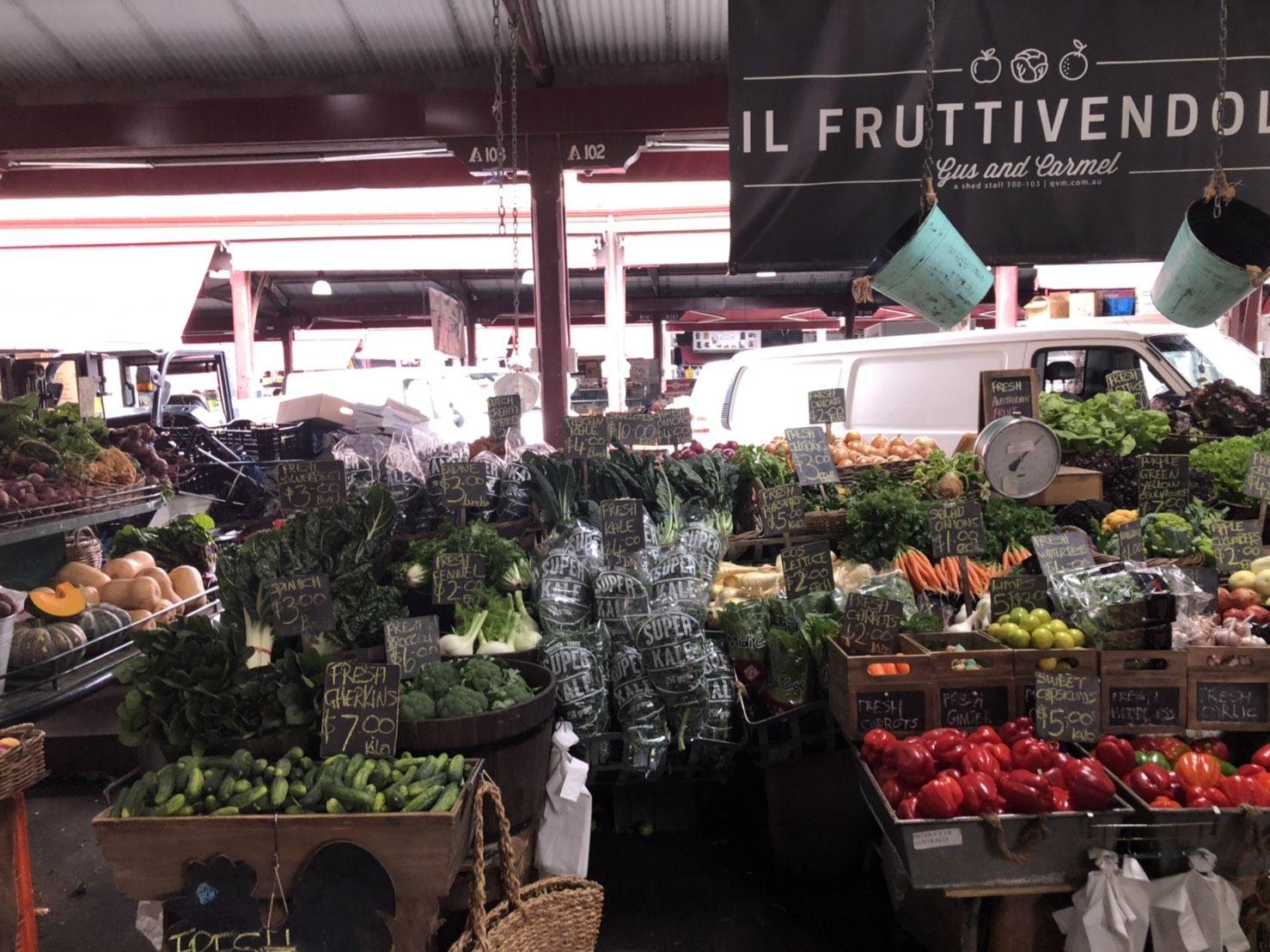 ตลาดในออสเตรเลีย